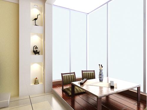 现代简欧三居室阳台装修效果图欣赏