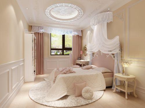 现代简约六居室儿童房壁纸装修效果图欣赏