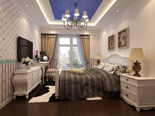 后现代奢华风格四居室儿童房装修图片