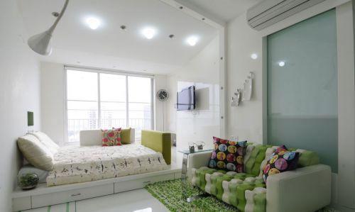 奢华现代风格四居室儿童房装修效果图