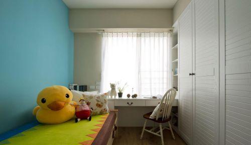 时尚现代风格小户型儿童房装修效果图