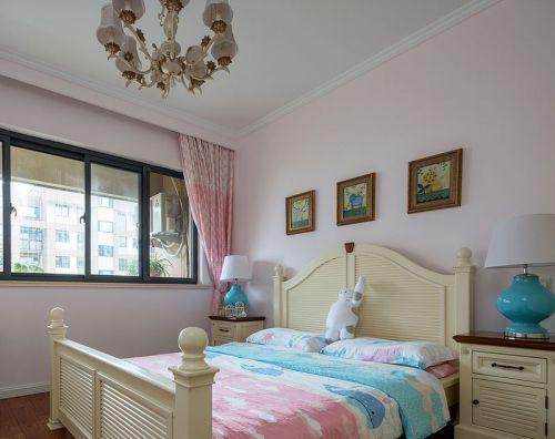 家装现代风格四居室儿童房装修案例