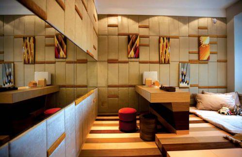 现代简约二居室儿童房榻榻米装修效果图欣赏