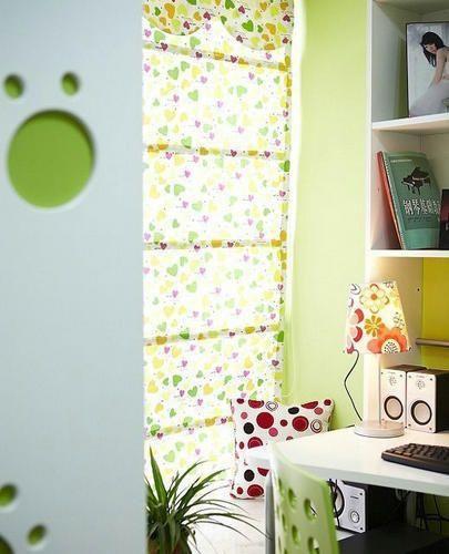 现代简约二居室儿童房装修效果图大全