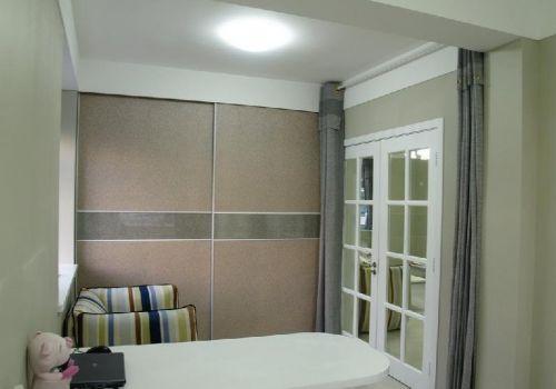 现代简约三居室书房装修效果图大全