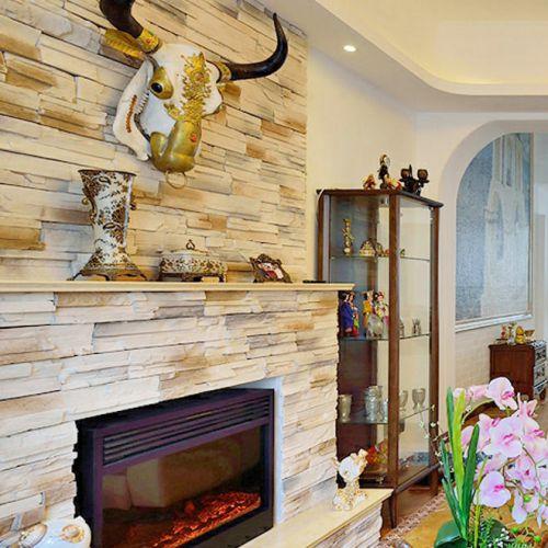 温馨地中海小居客厅装饰布置