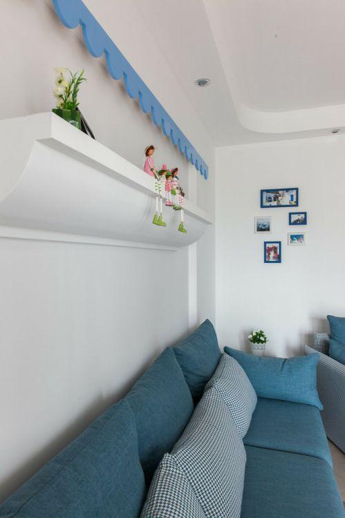 2016地中海风格客厅设计案例欣赏