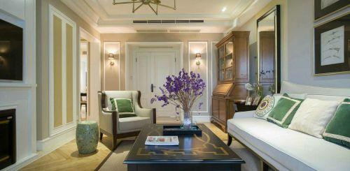 美式风格客厅装修图片