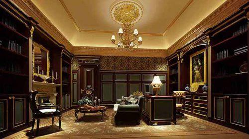 2015美式客厅装潢设计
