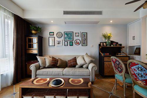 美式精致化客厅装饰设计