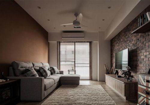 精致美式客厅装修设计