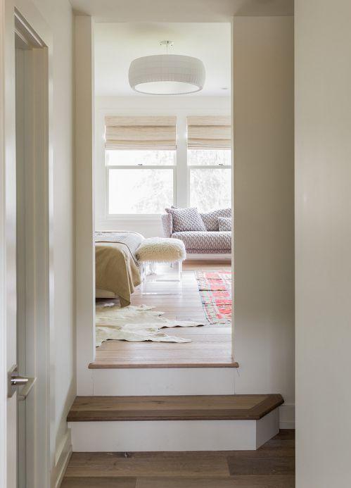 米色美式风格客厅装修