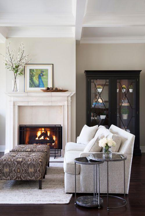 美式风格客厅效果图赏析