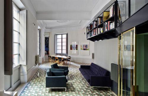 美式风格客厅图片欣赏