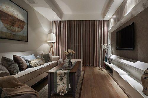 2016美式风格客厅装修布置