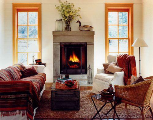 2016美式风格客厅装潢设计