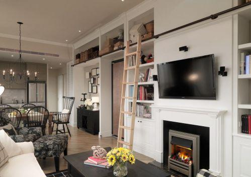 2016美式风格客厅设计赏析