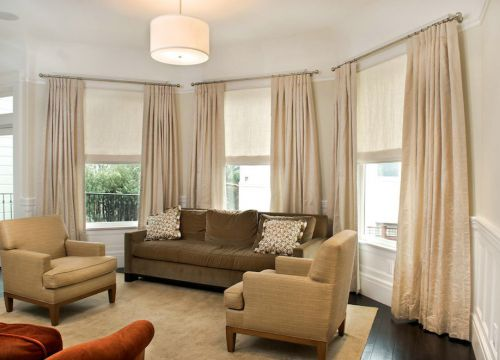 混搭风格客厅装修设计欣赏2016