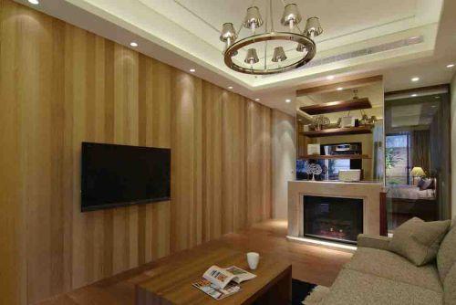 美式现代客厅设计
