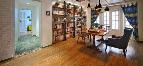 古典与现代混搭风格客厅设计