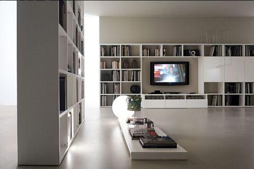 混搭风格客厅装修图片欣赏