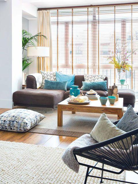 混搭风格清新白色客厅装修效果图