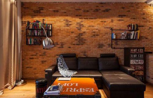艺术混搭风格客厅设计