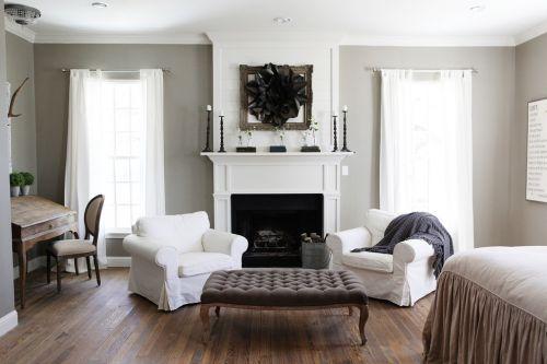 混搭风格清新白色客厅图片欣赏