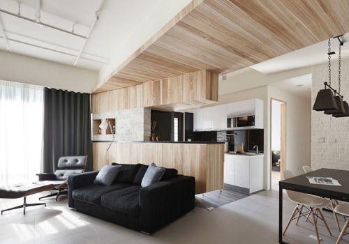 宜家创意客厅设计