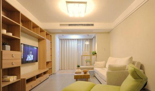 温馨时尚宜家客厅设计大全
