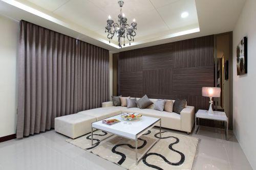 宜家风格客厅装修布置