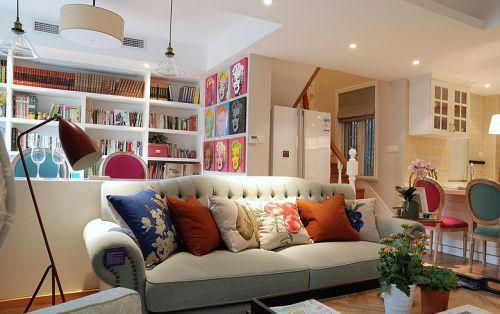 2016宜家风格客厅设计装修