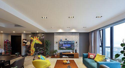 2016宜家风格客厅装潢案例