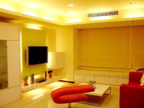 宜家风格客厅设计装潢