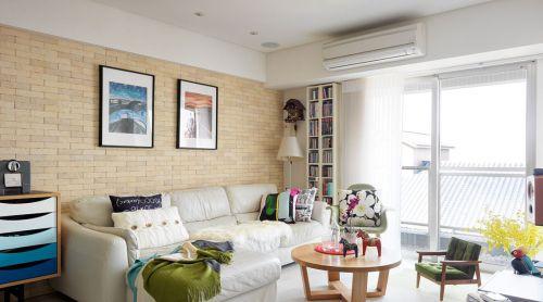 小清新宜家风格客厅装修图