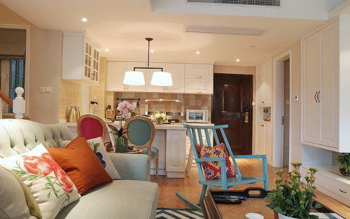 宜家风格客厅装饰设计图片