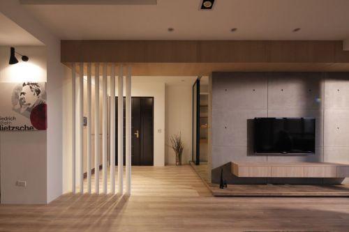 2016宜家风格客厅设计图片