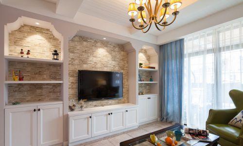 简欧风格客厅装修设计欣赏