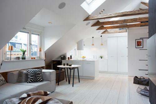 简欧风格客厅设计案例