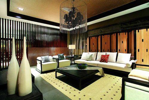 雅致创意新古典风格客厅美图