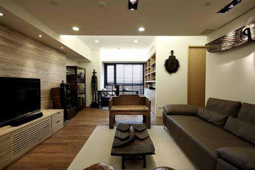 古典风格客厅装修设计图