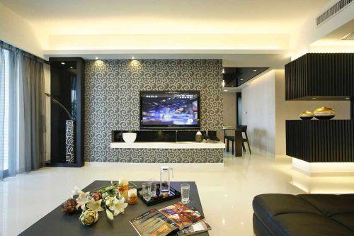 新古典雅致时尚新古典客厅设计