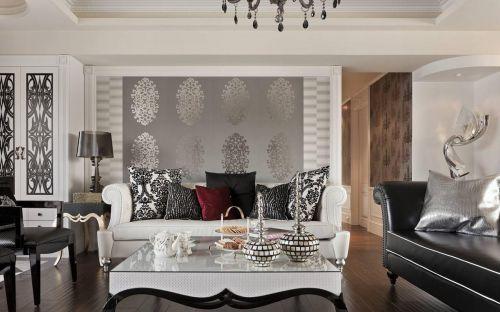 新古典雅致客厅装修设计