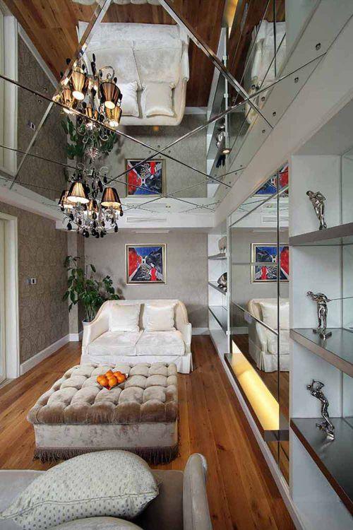 2015新古典客厅吊顶设计