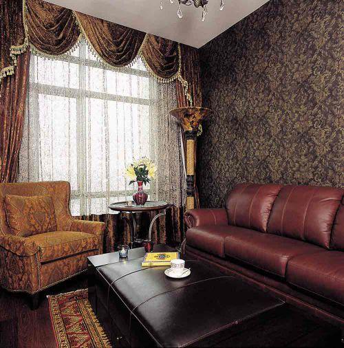 新古典摩登客厅设计欣赏