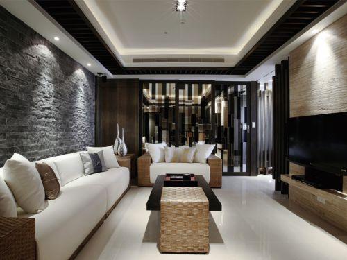 2016新古典主义客厅装修案例