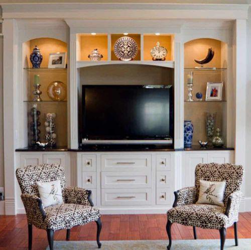现代时尚新古典客厅设计