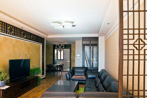 2016雅致古典风格客厅设计图