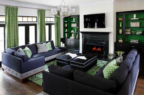 新古典风格客厅装修设计