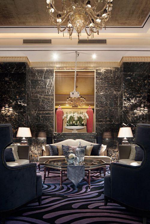 典雅新古典装修客厅设计图